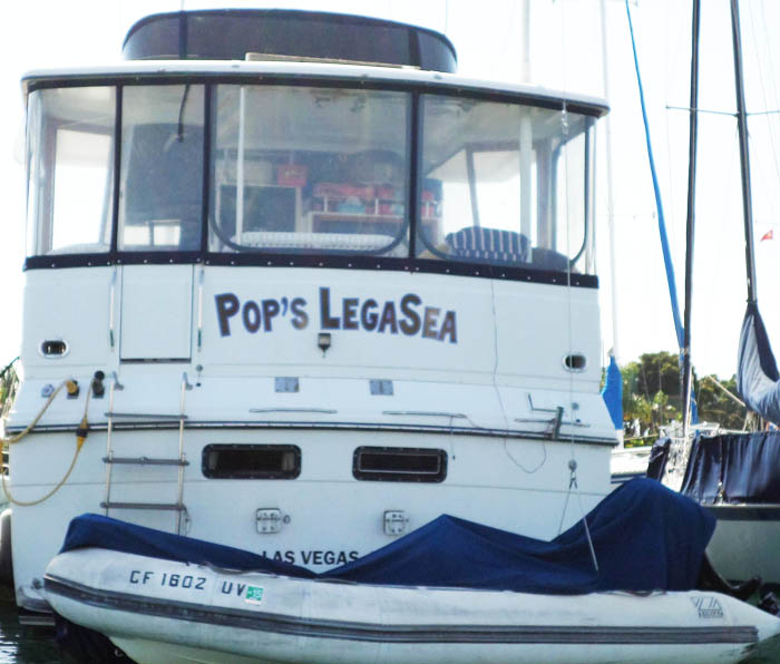 Hilarious! Boat names for funny boaters who love nautical puns - All