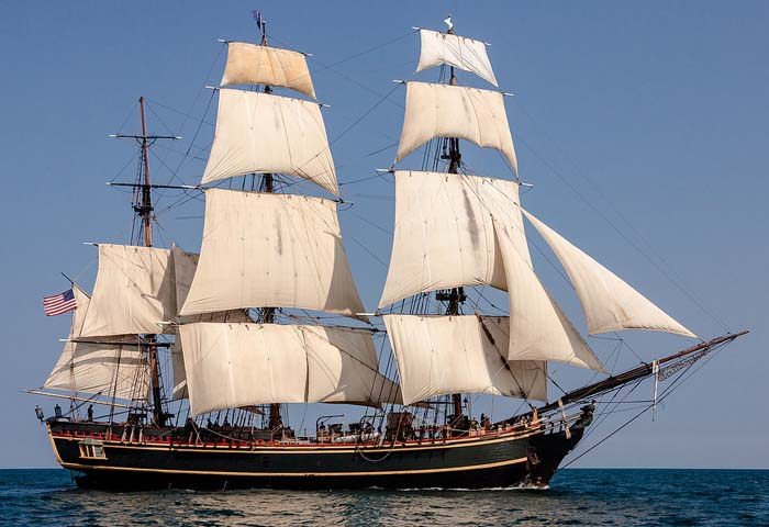 Guide to the most famous ship names in history - All things boat