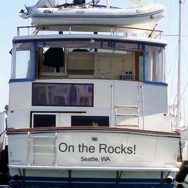 Great Boat Names For Alcoholics