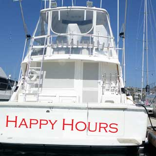 Most Por Boat Name